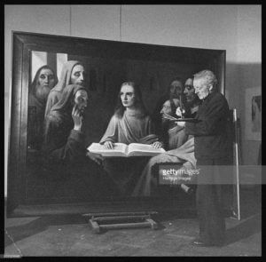 Art & History Talk: Chicanery in Art @ Espai la Senieta