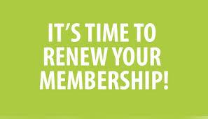 Image for Membership Renewals