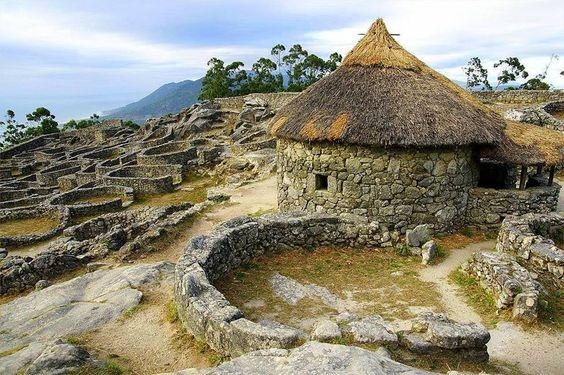 Iron Age Castro