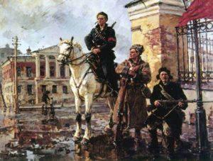 History Talk: Lenin, Rasputin and the fall of the Romanovs @ Espai la Senieta, Moraira