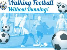 Walking football 1