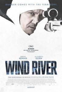 Film Monday 27th May: Wind River @ Salon de Actos, la Senieta, Moraira