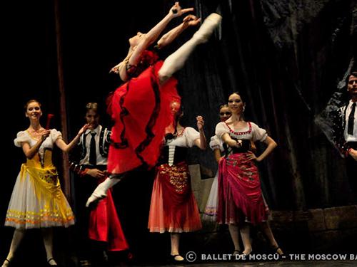 Teulada Auditorio - Ballet