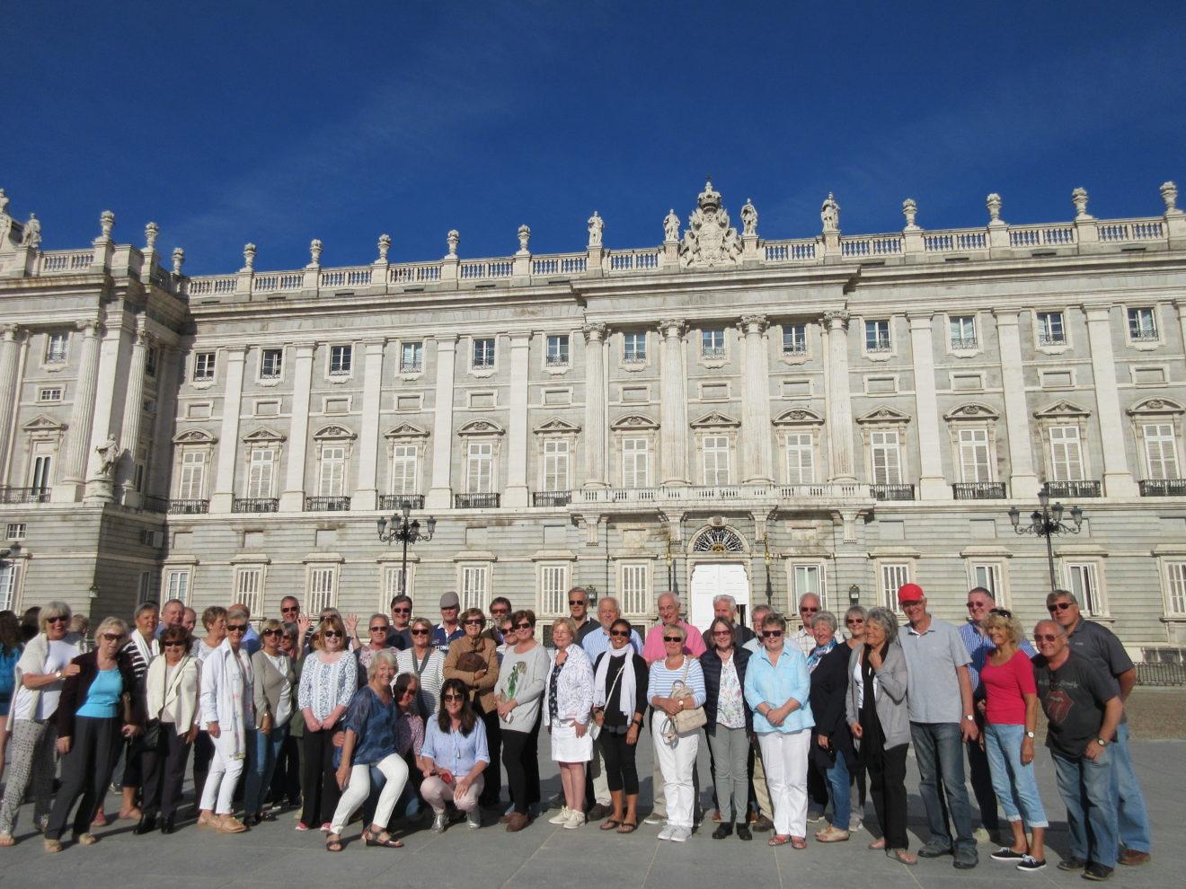travel group Madrid
